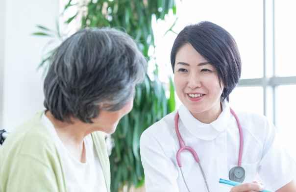 訪問看護の場合